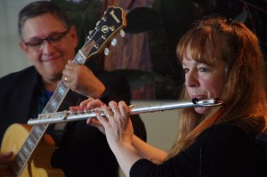 Pippa Wilson with Jazz Notes Sunday